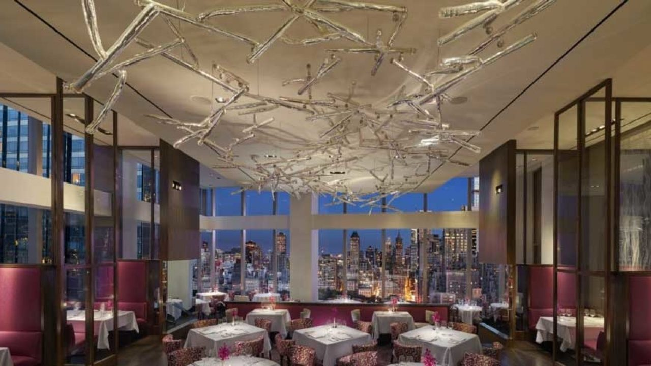 Best Restaurants With A View In New York City Find Nyc