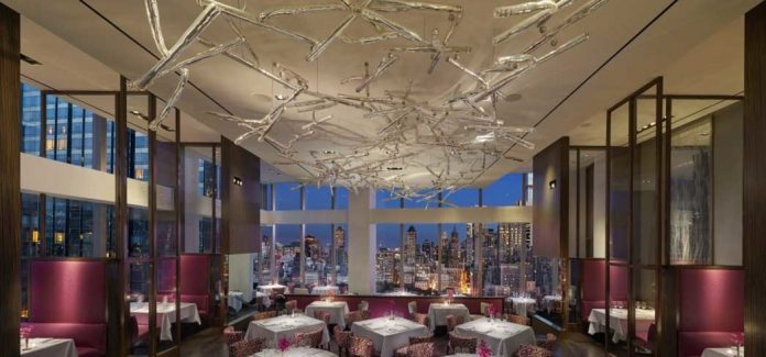 New York Restaurants View