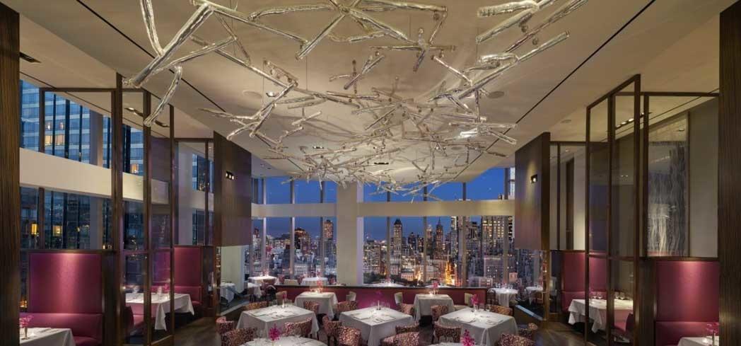 New York Restaurants View