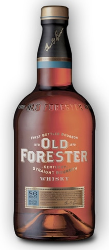Old Forester Kentucky Straight Bourbon Whiskey