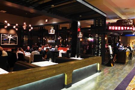 Old Homestead Steakhouse, Las Vegas