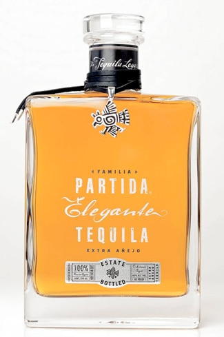 Partida Tequila Elegante