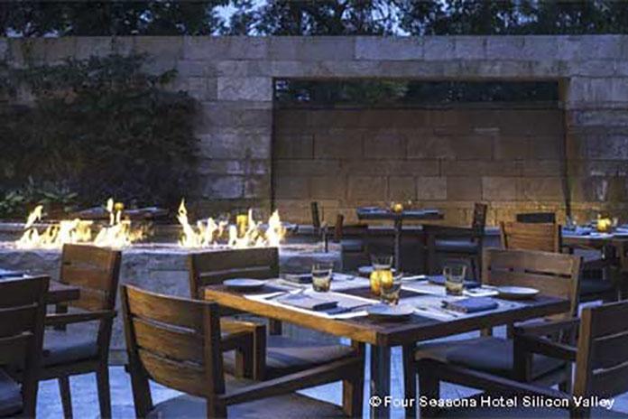 Quattro Restaurant & Bar, Palo Alto
