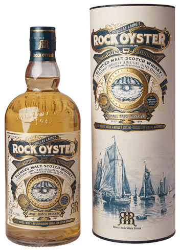 Rock Oyster Blended Malt Whisky