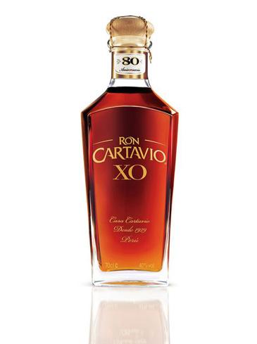 Ron Cartavio XO has strong notes of caramel, vanilla and oak spice