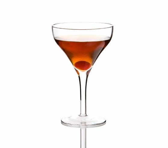 Russell's Rye Manhattan offers a classic Manhattan taste