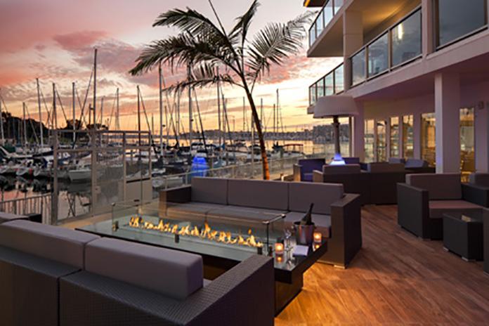 Salt Restaurant & Bar, Marina del Rey