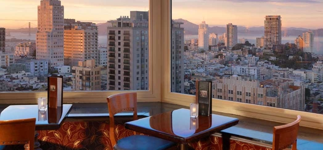 Best Restaurants With A View In San Franciscobay Area Find Sf