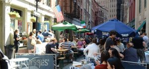 St. Patrick's Day Restaurants NYC
