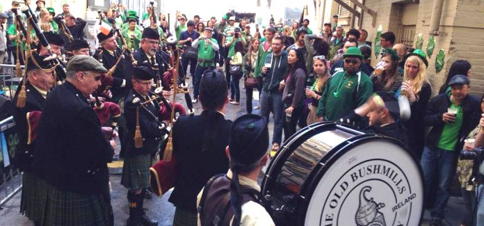 St. Patrick's Day Restaurants SF