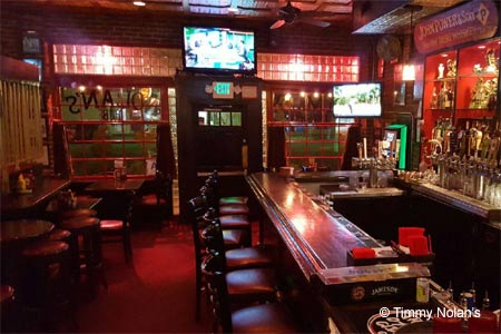 Timmy Nolan's Tavern & Grill, Toluca Lake