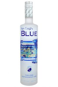 Van Gogh Blue is made using wheat sourced from Holland, Germany and France