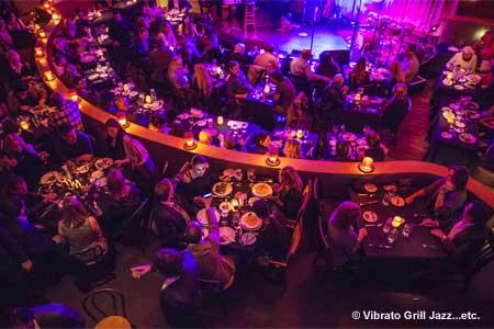 Vibrato Grill Jazz...etc., Los Angeles