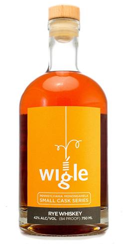 Wigle Monongahela Rye Whiskey