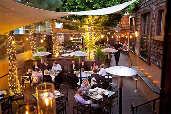 Wilshire Restaurant, Santa Monica