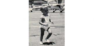 Alain Gayot childhood photo