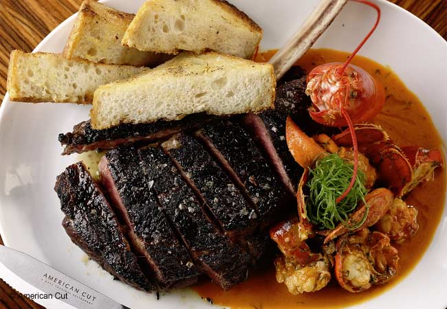 American Cut Steakhouse Tribeca