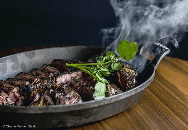 Charlie Palmer Steak, Las Vegas