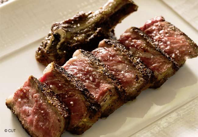 CUT steakhouse New York
