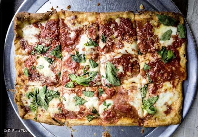 Di Fara Pizza, Brooklyn