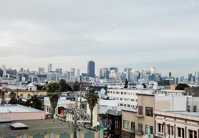 El Techo de Lolinda, San Francisco