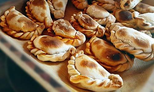 Spanish food: Empanadas