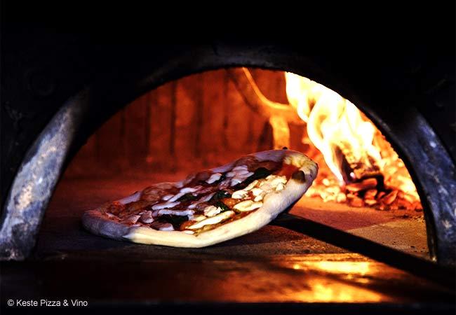 Kesté Pizza & Vino, New York