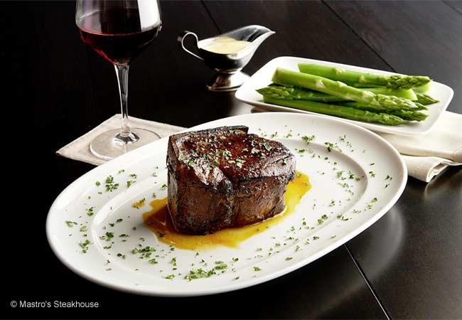 Mastro's Steakhouse, Beverly Hills