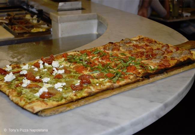 Tony's Pizza Napoletana, San Francisco