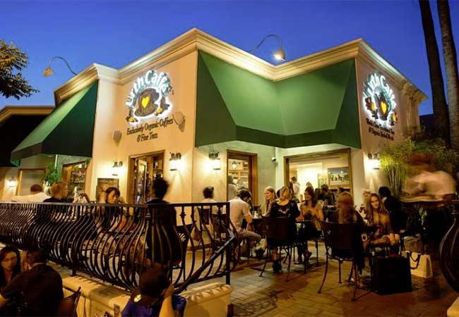 Urth Caffe, West Hollywood