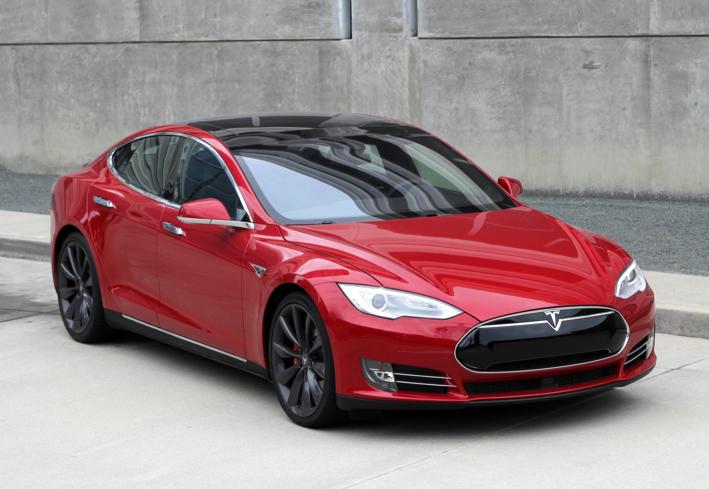 2016 Tesla Model S P90D Ludicrous