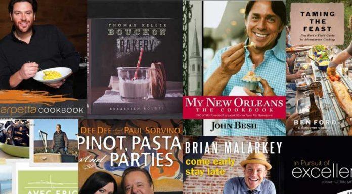 Best Chefs Cookbooks