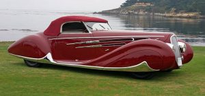 The Delahaye Cabriolet, one of GAYOT's Best Classic Cars