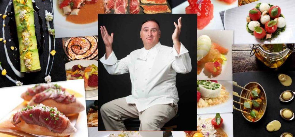 2017 Best Restaurateur Chef José Andrés