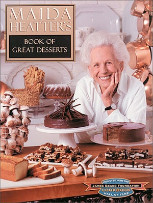 Maida Heatter's Book of Great Desserts