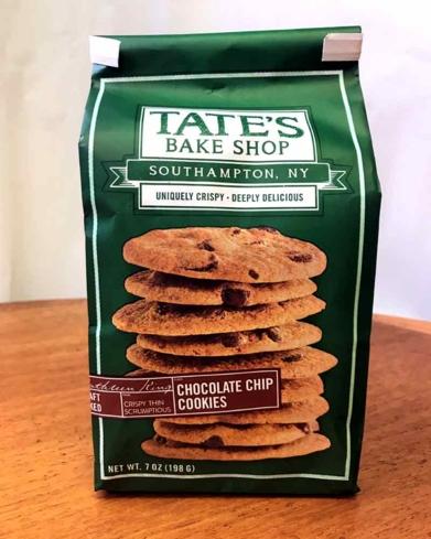 Tate's Bake Shop Crispy Thin Scrumptous