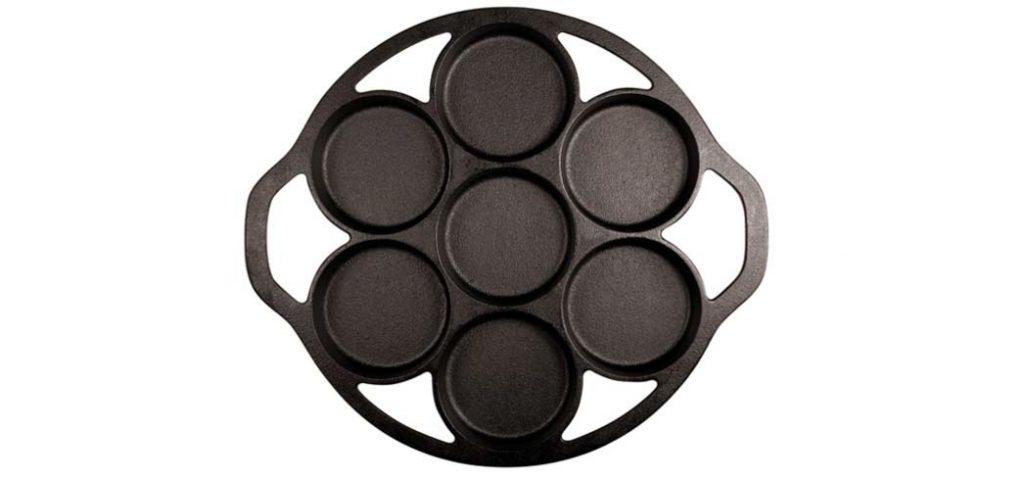 Lodge Cast Iron Drop Biscuit Pan