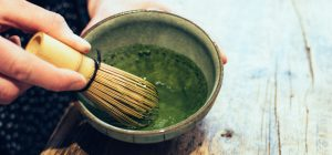 Matcha is said to be even healthier than other green teas