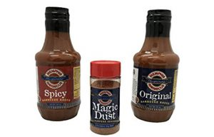 Memphis Championship Barbecue Sauce