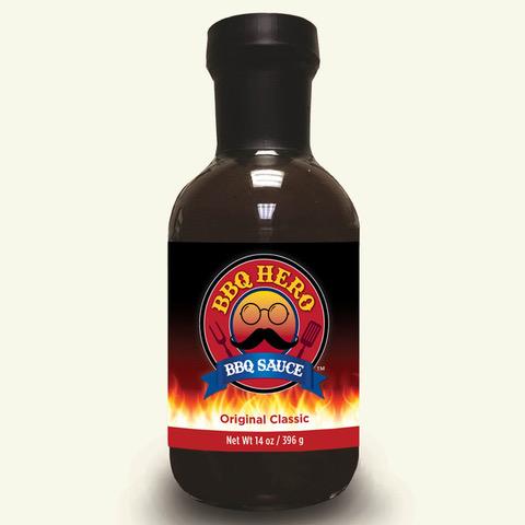 BBQ Hero Sauce Original Classic