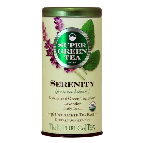 The Republic of Tea Serenity Green Tea