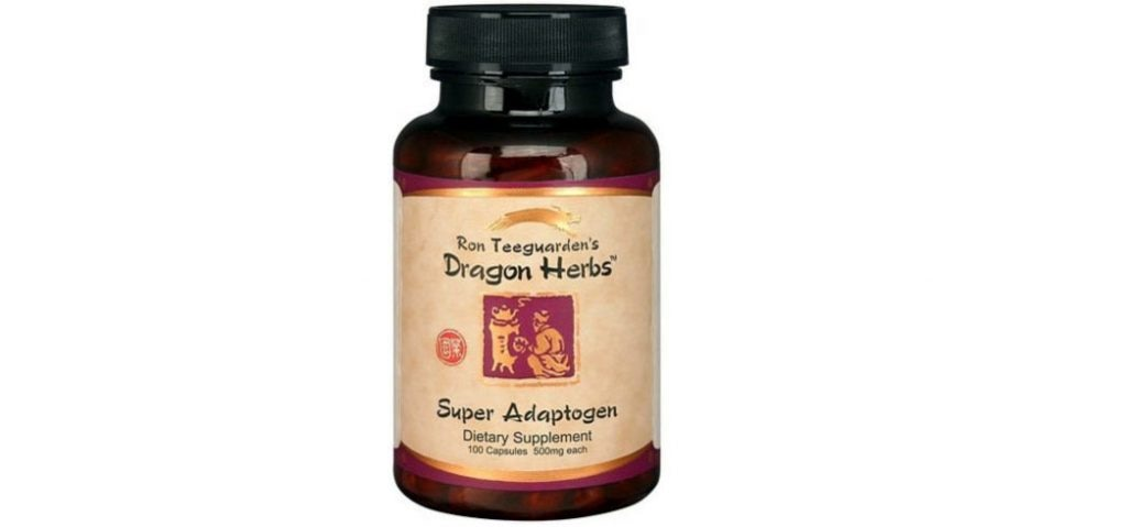 Dragon Herbs, Ron Teeguarden Super Adaptogen