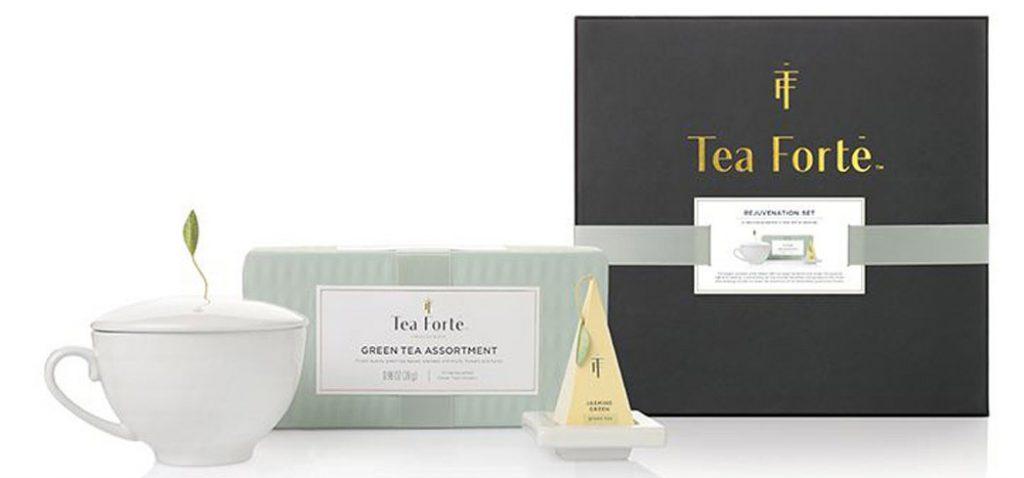 Tea Forté Rejuvenation Set