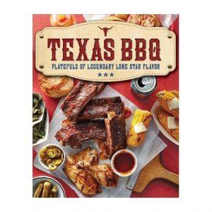 Texas BBQ cookbook