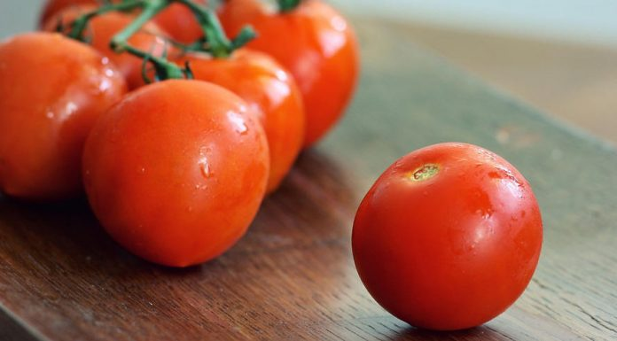 Tomatoes are full of vitamin C, vitamin A, calcium and potassium