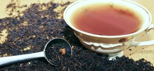Black teas are made from the oxidized leaves of the Camellia sinensis shrub