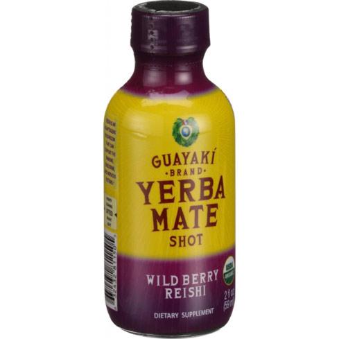 Guayaki Yerba Mate Organic Energy Shot