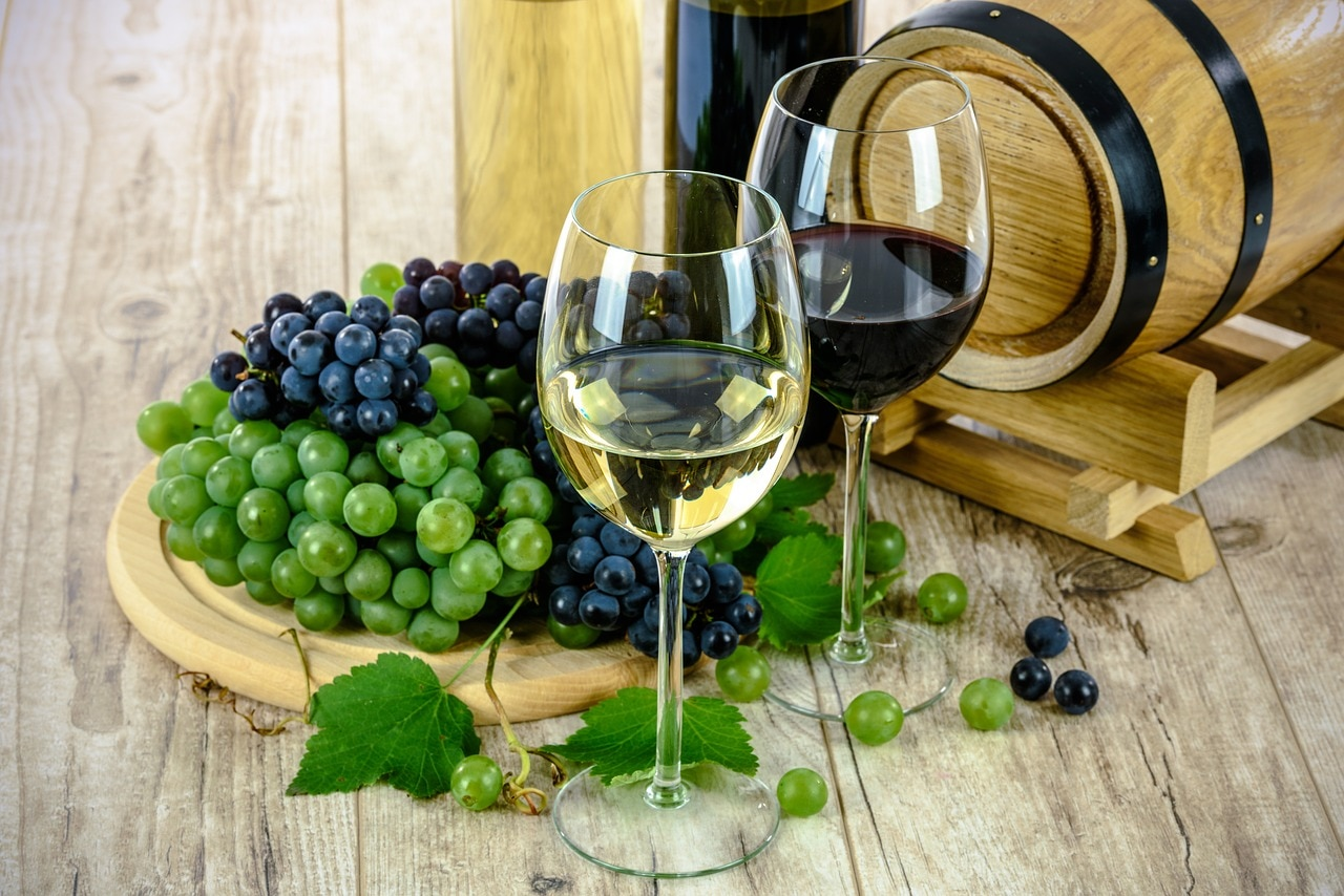 All about wine