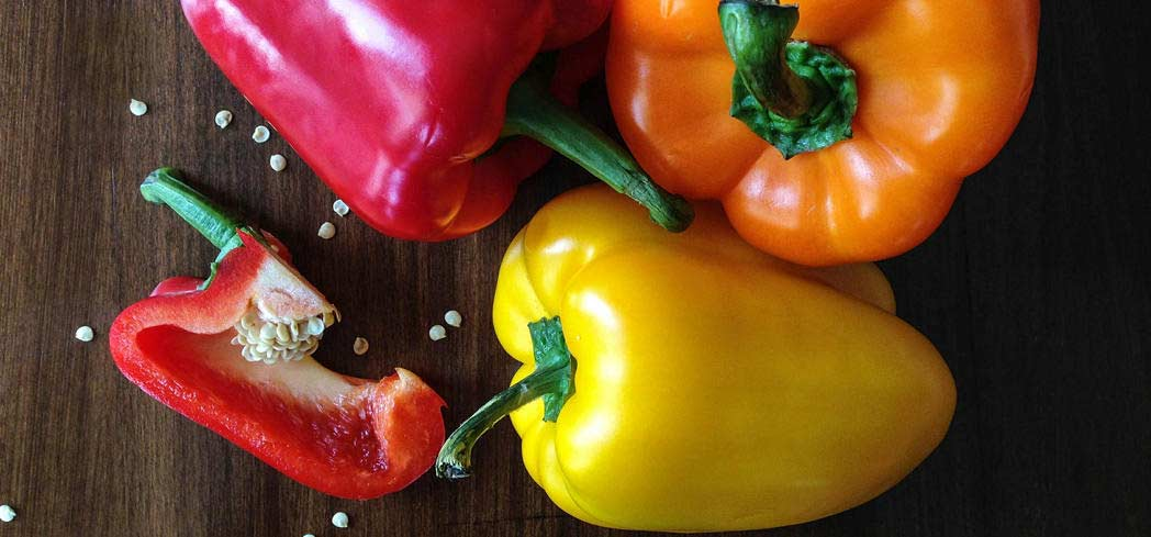 Bell peppers lower the risk of certain cancers, such as prostate and cervical
