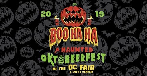 Boo Ha Ha, a Haunted Oktobeerfest
